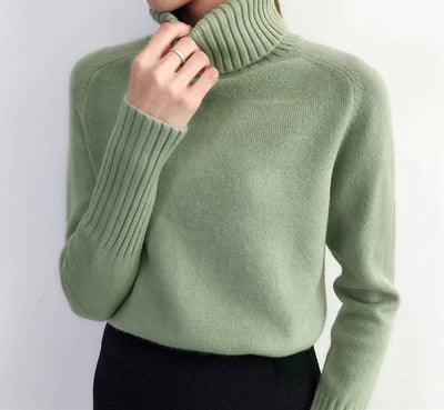 Winter Cashmere Knitted  Sweater