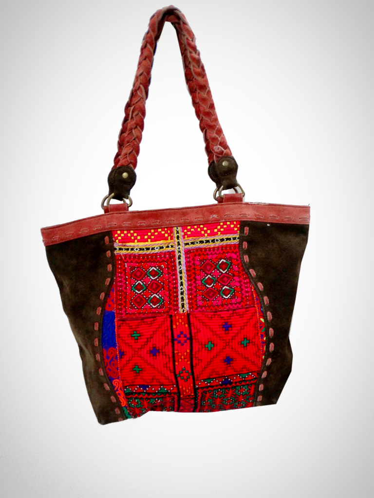 Vintage Embroidered boho ethnic bag