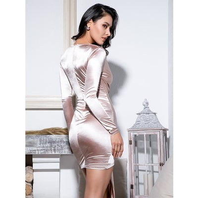 Body Fit Party Dress