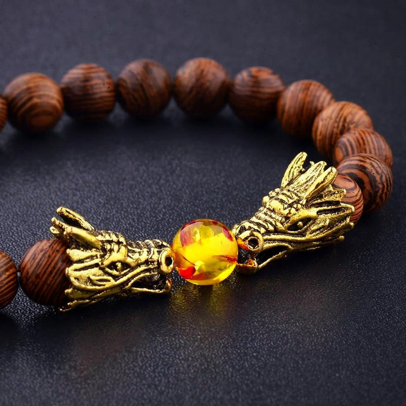 Dragon Fireball  Bracelet