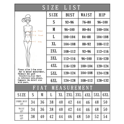Ladies Plus Size swimsuit