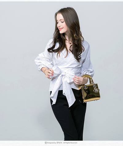 High Waist blouse