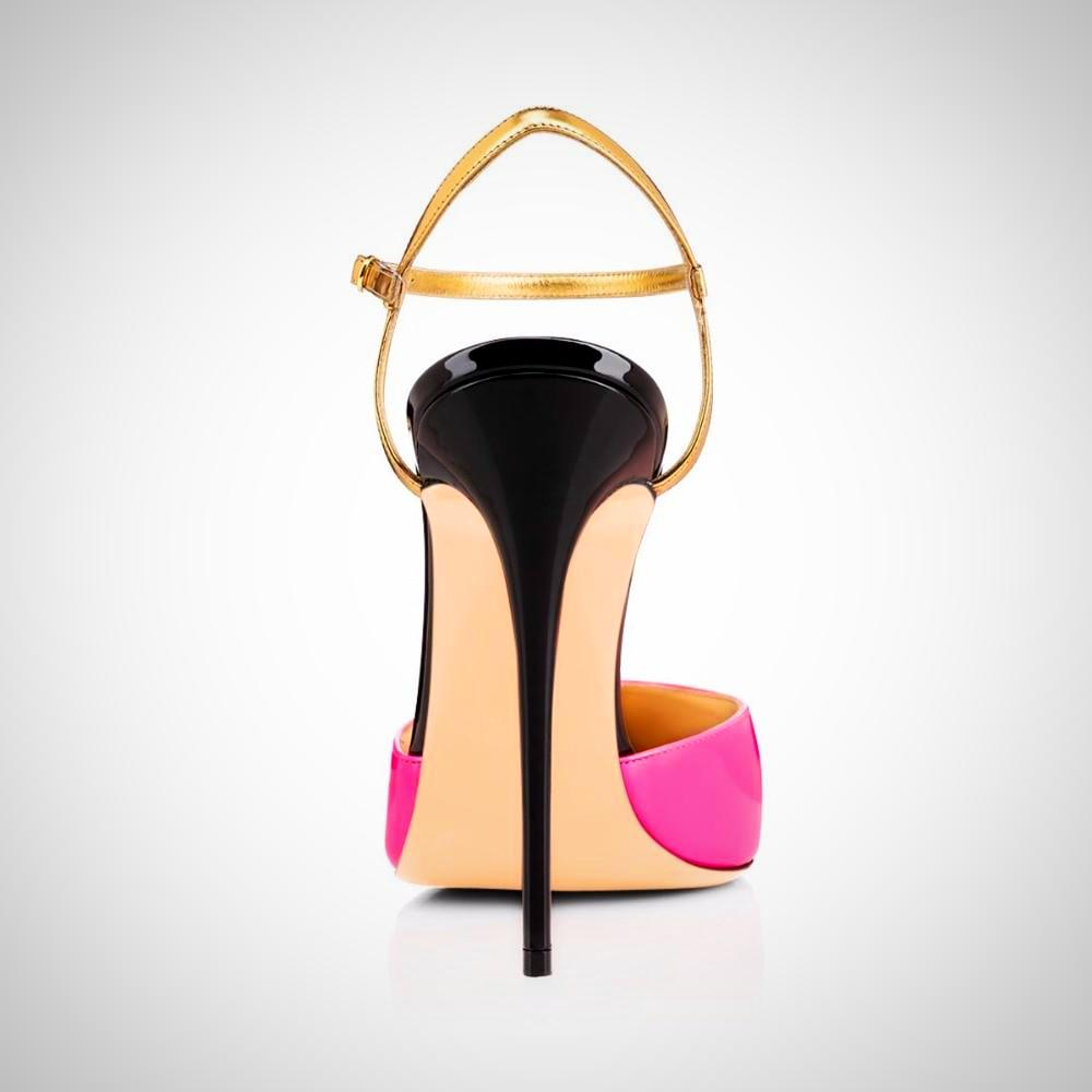 Pointed Toe Thin High Heels  Sandals