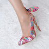 Fashion Pointed Toe Thin High Heel Pump