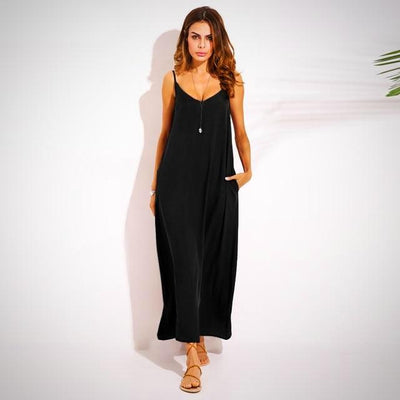 Women Boho Strapless Sexy Cloth