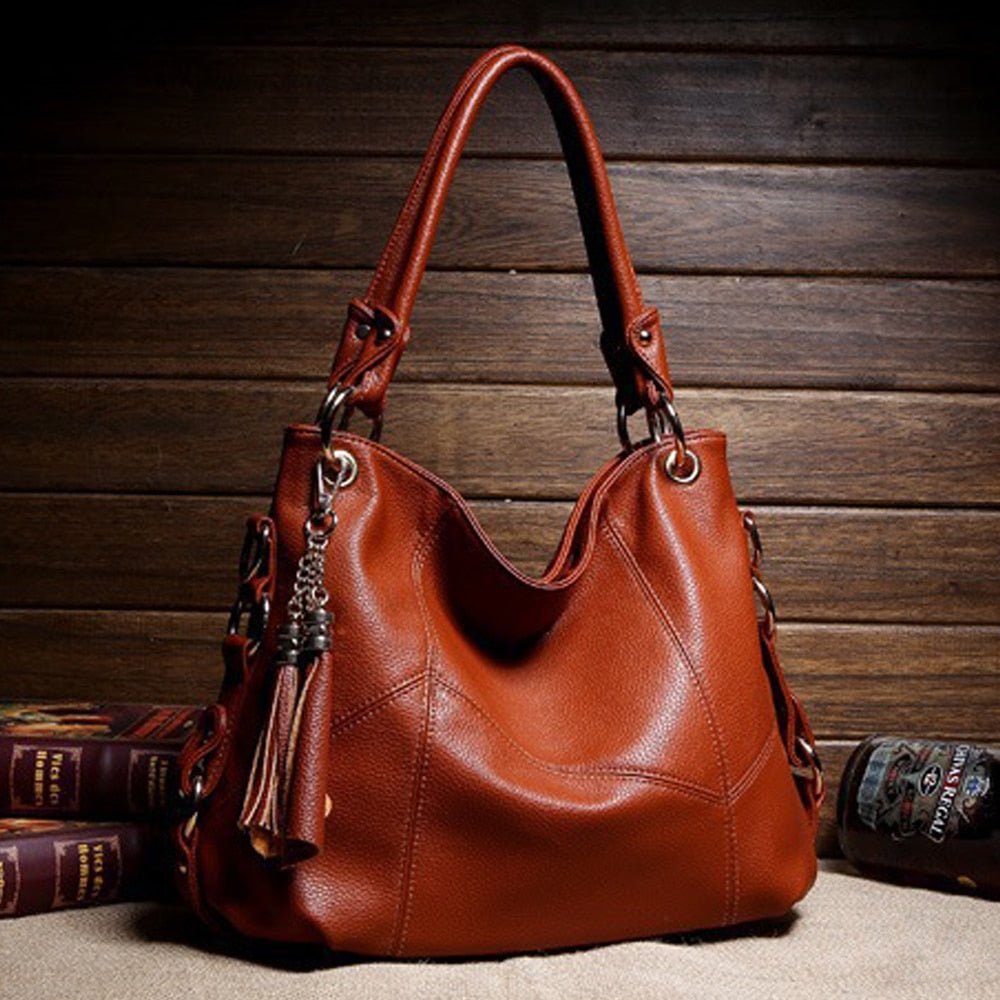 Luxury Vintage Retro Top Handle Shoulder Bag