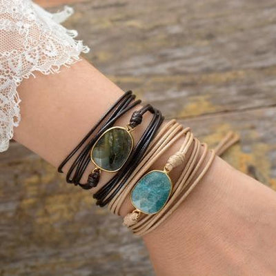New Rope Wrap Bracelet