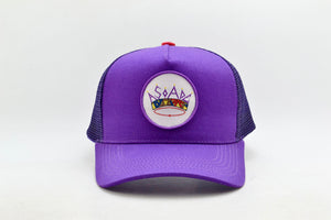 Elderberry Trucker Hat