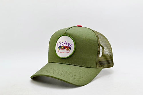 Green Tea Trucker Hat