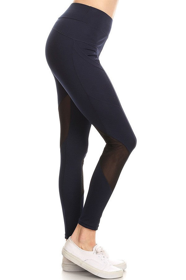468316e74bb42 Yoga Leggings with cell phone pocket – Young's Wearhouse