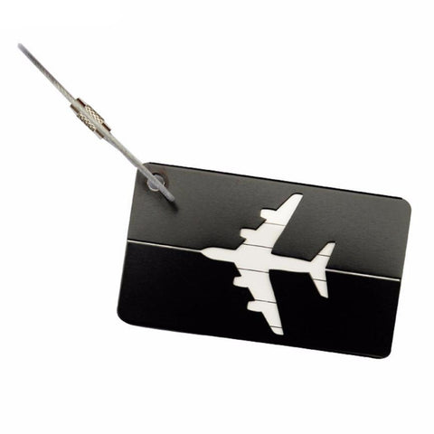 Novelty Rubber Travel Luggage Or Suitcase Tags
