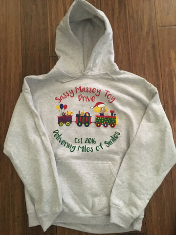 Toy Drive Sweatshirts