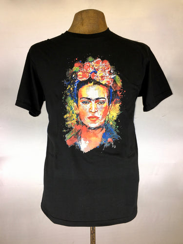 Frida Kahlo inspired graphic tee