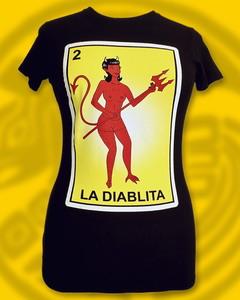 La diablita blouse tee womens top