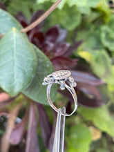 Turtle sterling silver ring