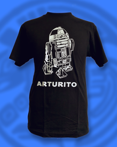 "Star Guars ""Arturito"" gag novelty crewneck t-shirt"