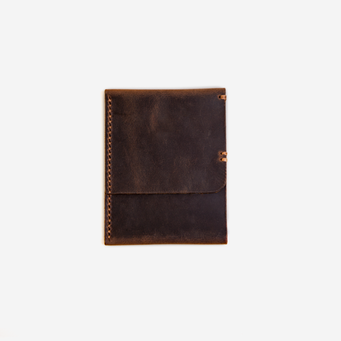 Super Thin Horse Leather Wallet