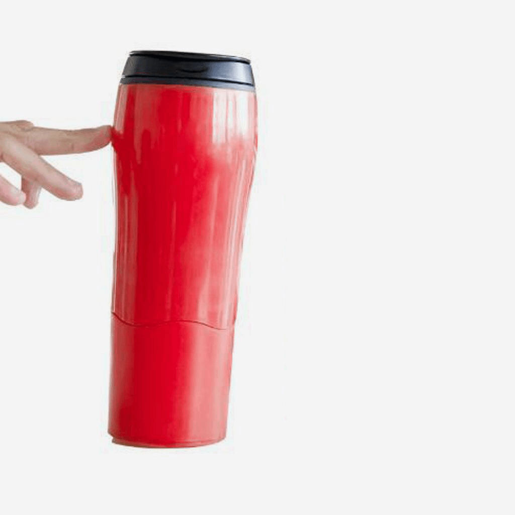 Magic Sport Bottle Anti-Push with Strong Grip