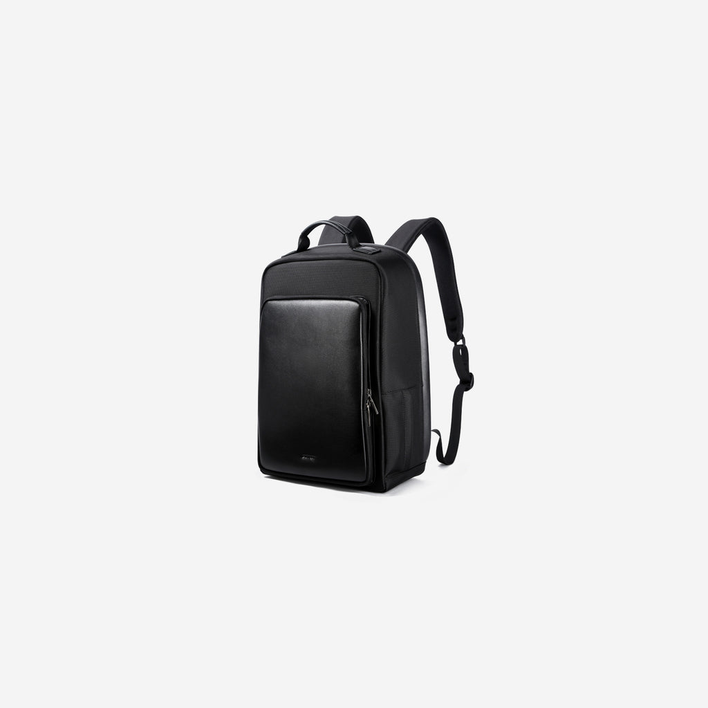 Leather Charging Backpack
