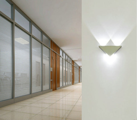 Triangle Wall Lamp
