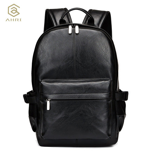Leather backpack Style #1