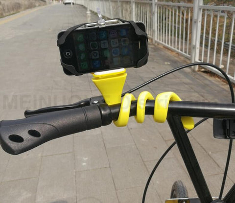Banana Pod Flexible Tripod Mount  Selfie Stick