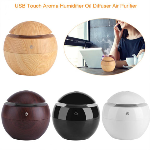 Humidifier Essential Oil Diffuser