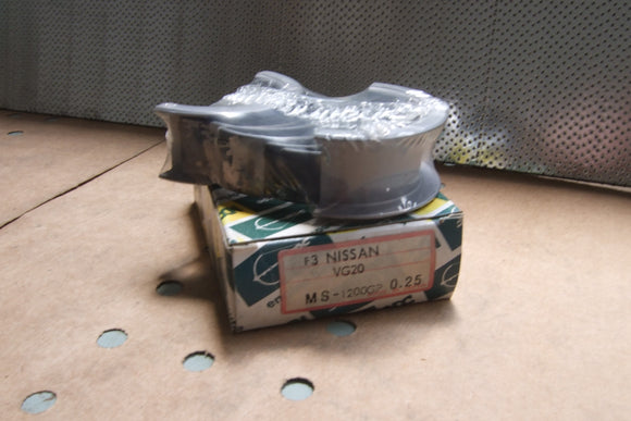 Nissan VG20. 0.25 / 010. Main Bearings