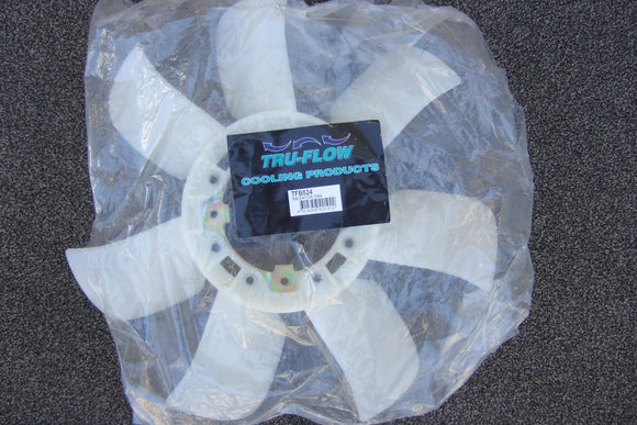 Toyota Tarago Radiator Fan