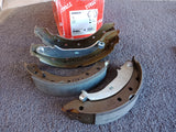 Citroen, Peugeot, Renault, Dacia Brake Shoes