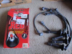Holden 4 cyl Spark Plug Leads