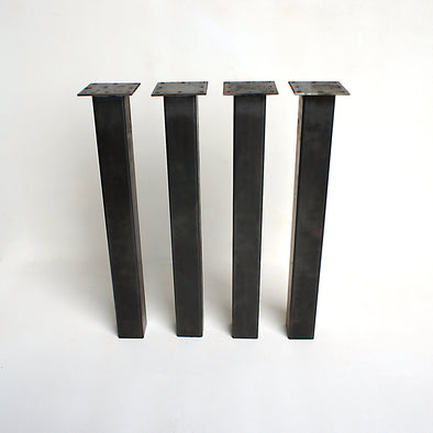 Steel Table Legs, 3x3, DIY Table legs