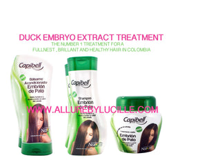 Duck Embryo Extract Hair Care by Lissia