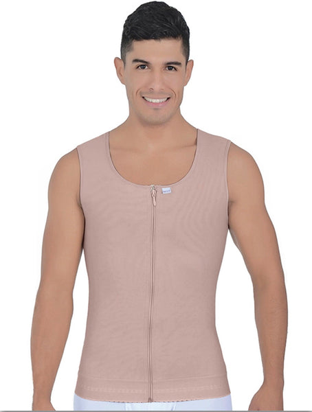 Men's Abs Slimming Body Shaper with Back Control