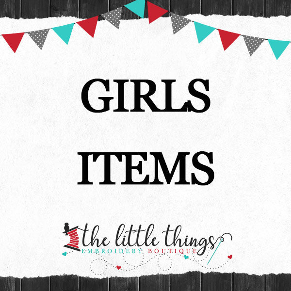 Girls Items