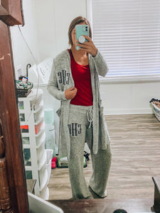 Cuddle Cardigan Lounge Set