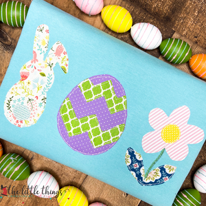 Easter Trio Comfort Colors Shirt