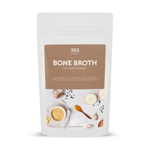 Bone Broth Collagen Powder 100g - 365 Nourish
