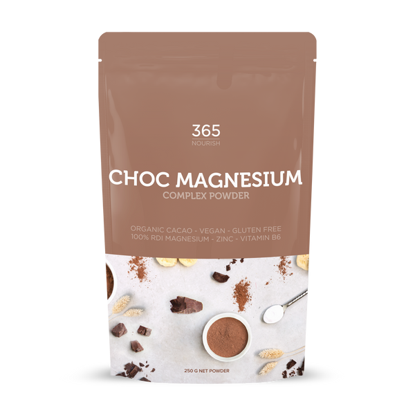 Chocolate Magnesium Complex Powder - 365 Nourish