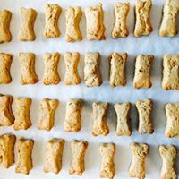 Lemon Falls Dog Biscuits