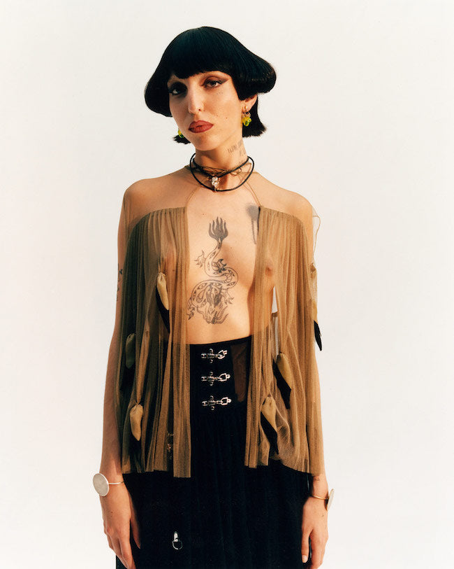 llayers bijoux minimalistes upcycling paris made in france