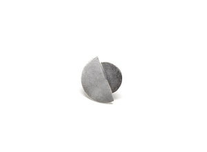 llayers jewelry ring eclipse silver bague lunaire argent
