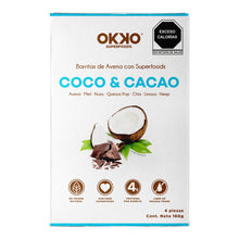 Coconut & Cacao Superfoods Bar ( 4 pieces)