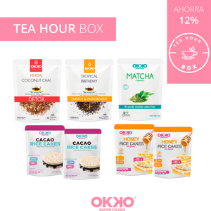 Tea Hour Box