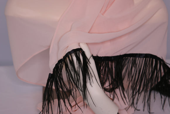 Custom Feather Hijabs