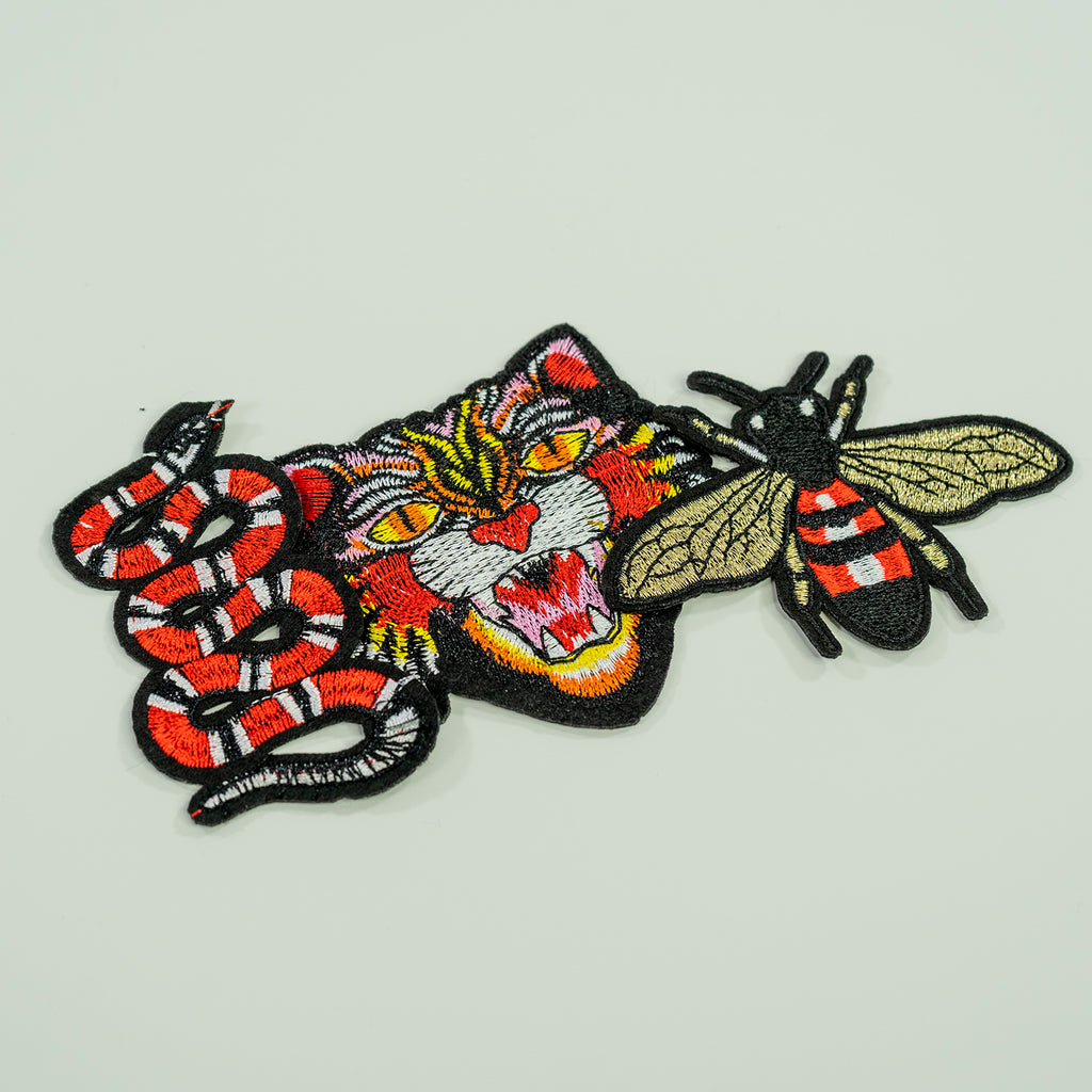Shoelace Patches Plug
