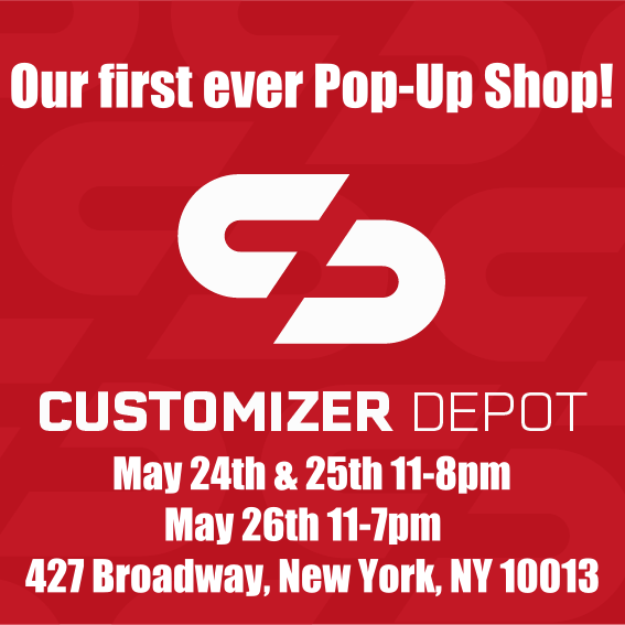 Pop-Up Shop NYC - Day 1