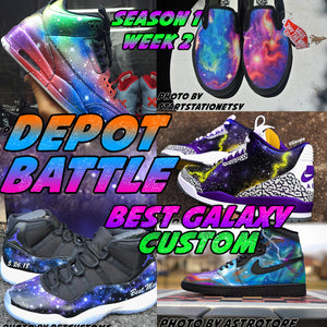 Best Galaxy Custom - Depot Battle Season 1 Week 2