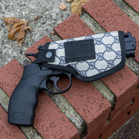 Navy Gucci Gun Holster - CustomizerDepot