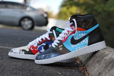 "Air Jordan 1 ""What the Hypebeast"""
